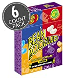 Jelly Belly BeanBoozled Jelly Beans 1.6 oz Box (4th edition) (6 Pack)
