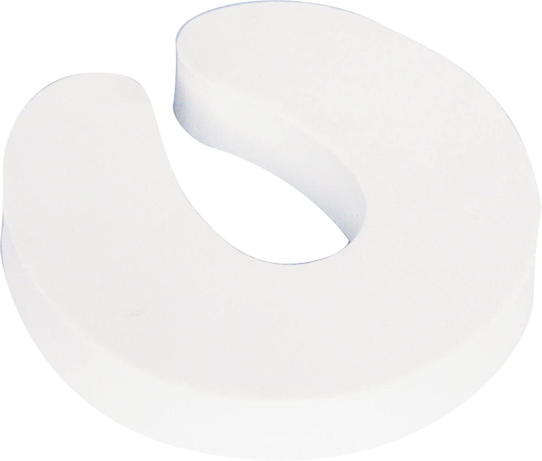 Topcom CP117 Kindersicherung wei/ß T/ürstopper//Klemmschutz aus Schaumstoff