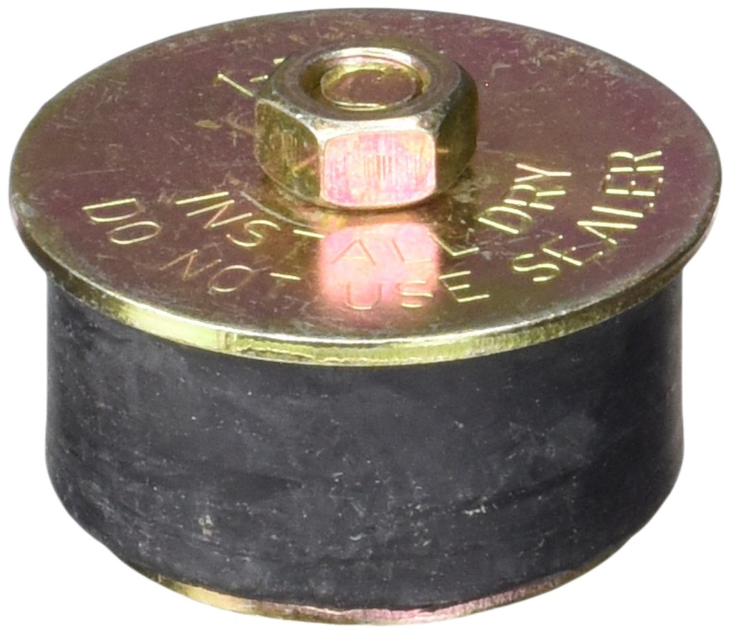 Needa Parts 25043 1-5/8' Freeze Plug, (Pack of 5)