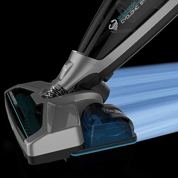 Cecotec Aspirador Vertical 4 en 1 de máxima Potencia Conga Immortal Extreme 40,7 V H2O MAX. Depósito de Agua con mopa Opcional. Tecnología ciclónica. 85 Minutos de autonomía. (Depósito): Amazon.es: Bricolaje y herramientas