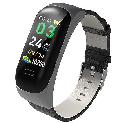 Amazon.com: XYBW Detachable Bluetooth Bracelet Fitness ...