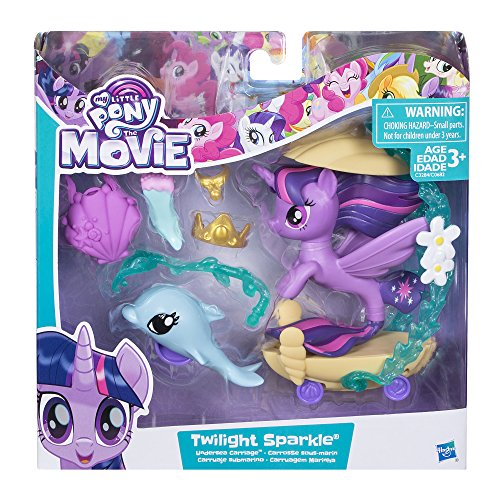 Pony Magical (My Little Pony: The Movie Twilight Sparkle Undersea Carriage)