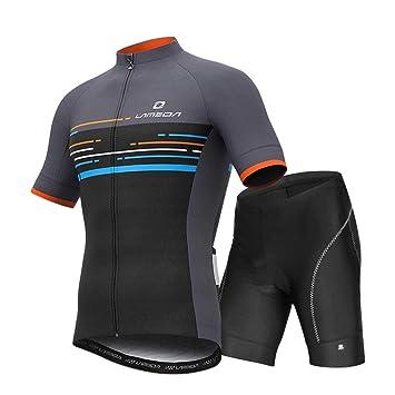 Saisma Conjunto De Medias De Jersey De Bicicleta For Hombre Y ...