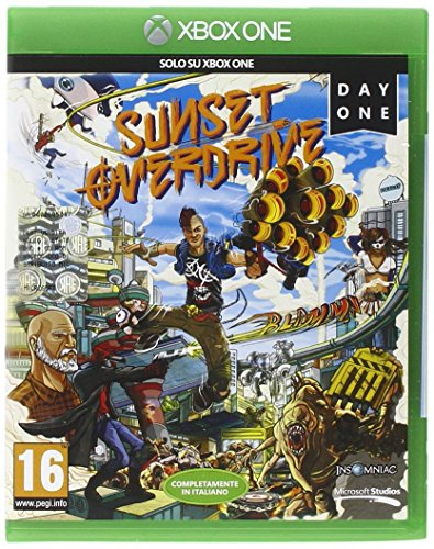 xbox one console sunset - 7