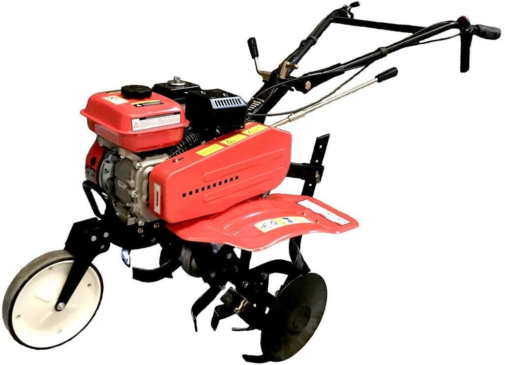 SAKAWA Motocultor motoazada 7CV 2 Vel adelante 1 atras Arranque electrico
