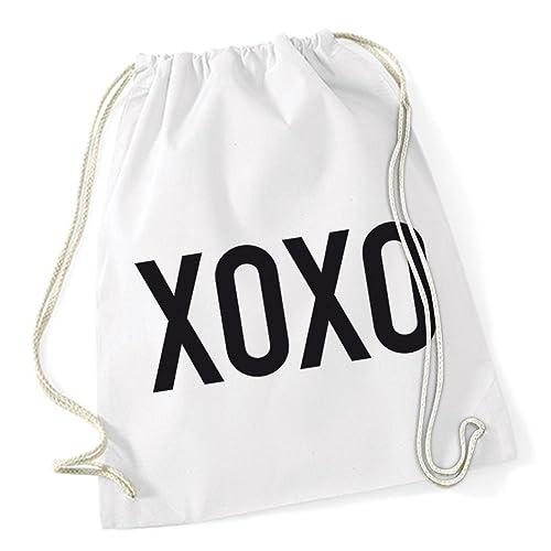 Certified Freak XOXO Bolsa De Gym Blanco: Amazon.es: Zapatos y complementos