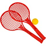 Androni Giocattoli s.r.l 7401058 - Softball-Tennis, bunt/sortiert 54cm