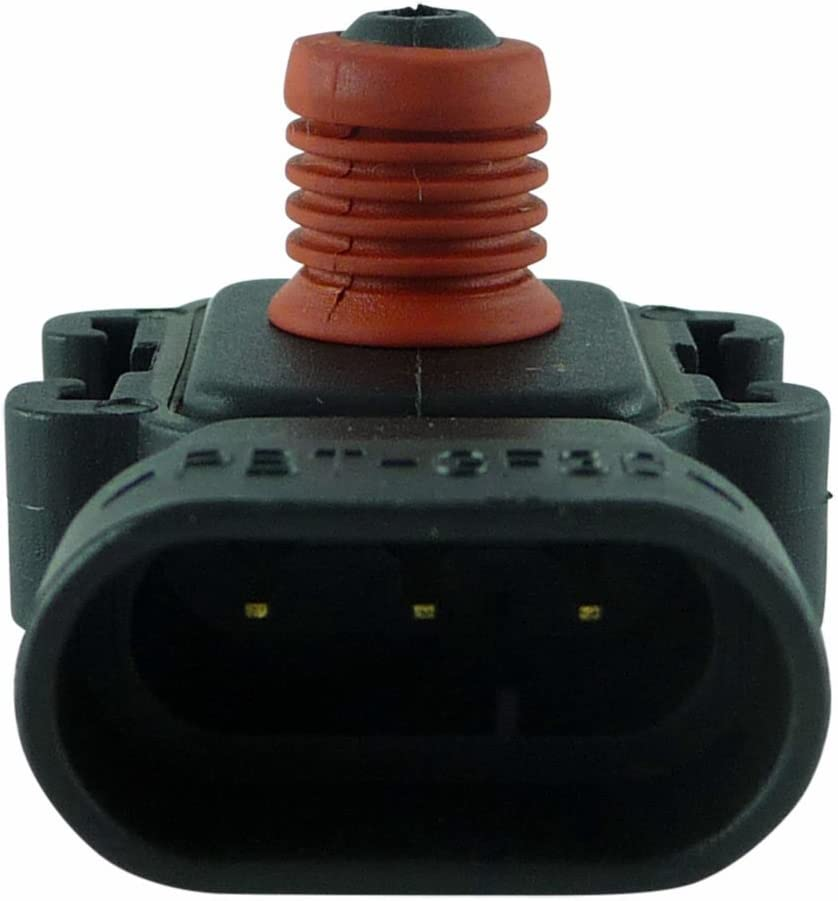 Mean Mug Auto 385-13116A Manifold Absolute Pressure MAP Sensor 12614973 Replaces OEM #: AS59 For: Buick 16187556 112614973 Chevrolet GMC