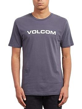 Volcom Crisp Euro BSC SS Camiseta, Hombre: Amazon.es: Deportes y ...