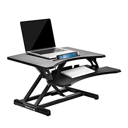 Swell Modern Luxe Height Adjustable Standing Computer Desk Sit To Stand Pc Laptop Desktop Workstation Standing Desk Converter 29 9 Download Free Architecture Designs Scobabritishbridgeorg