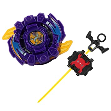 MagiDeal Peonzas Spinning Top 4D Burst Toys Launcher, Niños ...