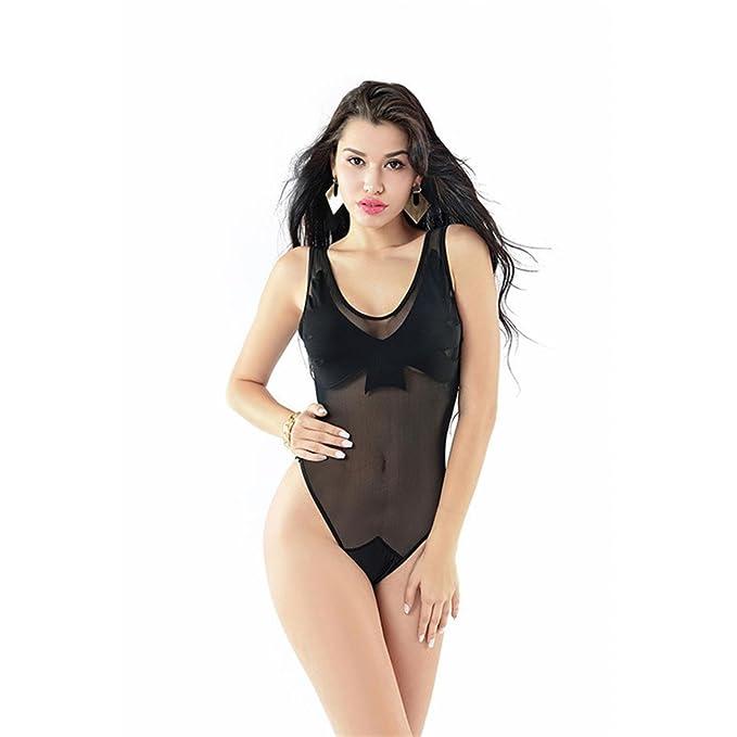 43a11c2d4353a BUKJKD One Piece Swimsuit Women Swimwear Ladies Bathing Suit ...