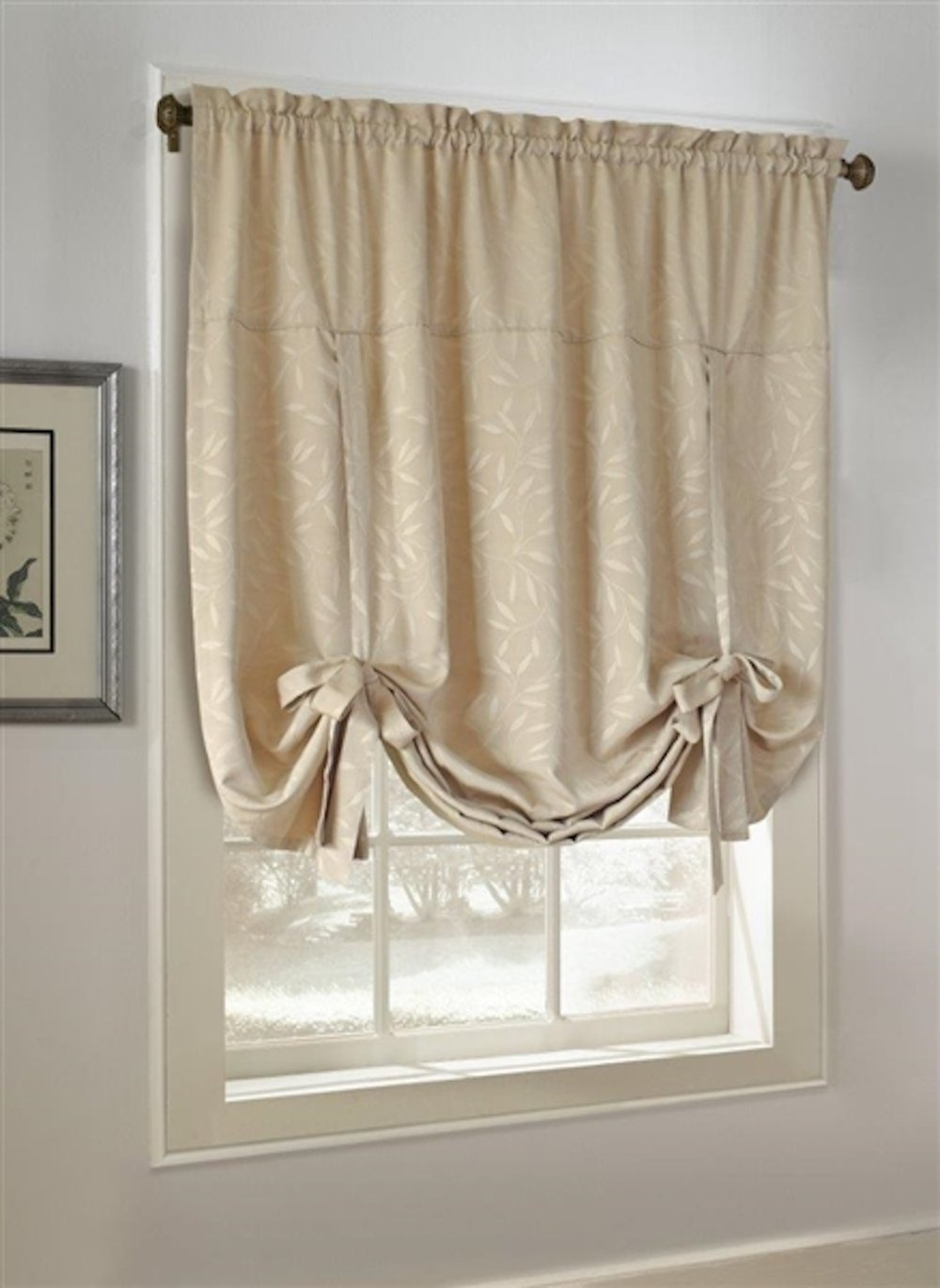 Buy For The Decorative Tie Up Curtains