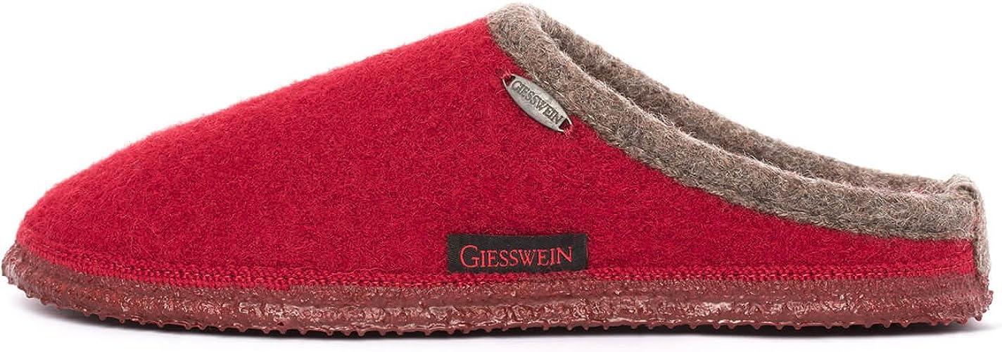 Giesswein Dannheim Unisex Schuhe Schlappen Pantoffeln Hausschuhe  leicht bequem