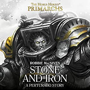 Stone and Iron Audiobook