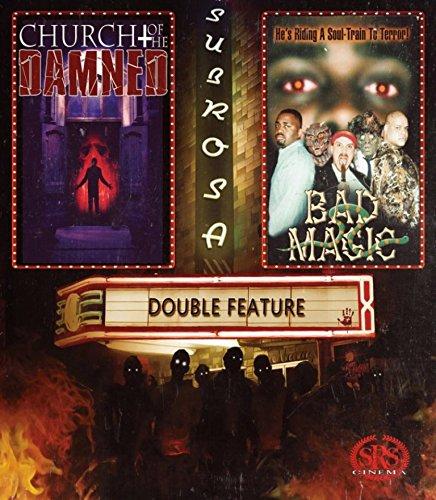 Church of the Damned / Bad Magic [Blu-ray]