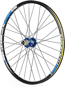 MZPWJD Rueda Trasera Bicicleta 26/27.5 Pulgadas Juego Ruedas ...