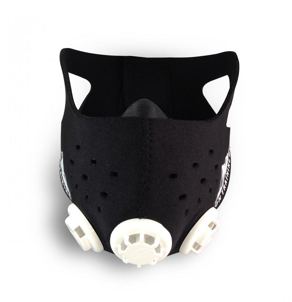 Training Mask Elevation 2.0 - Máscara para entrenamiento negro negro Talla:120kg-150kg: Amazon.es: Deportes y aire libre