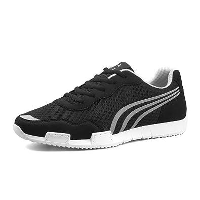 STEELEMENT Leichte Männermode Net Schuhe Belüftung Sport Outdoor Freizeit Sportschuhe ZyoVJ
