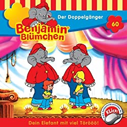 Der Doppelgänger (Benjamin Blümchen 60)