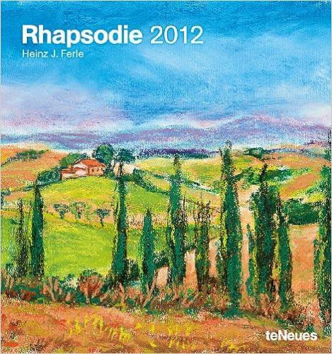 Bøger på engelsk fb2 download 2012 Rhapsodie  Poster Calendar 3832750649 PDF DJVU FB2
