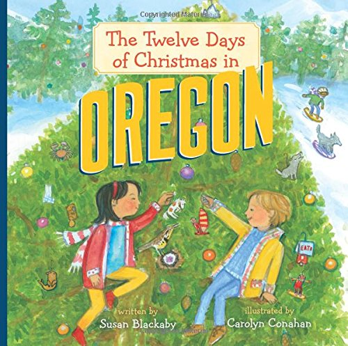 Read Online The Twelve Days of Christmas in Oregon (The Twelve Days of Christmas in America) ebook
