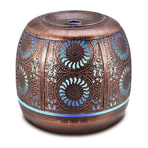 Ominihome Metal Diffusers for Essential Oils