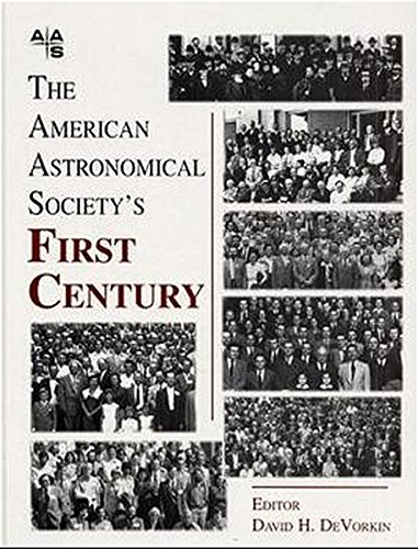 The American Astronomical Society's First Century