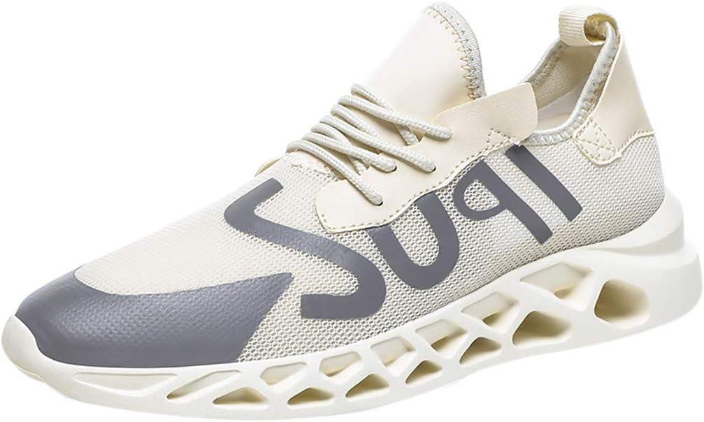 ღLILICATღ Zapatillas Running para Hombre Aire Libre y Deporte ...