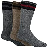 Wigwam Men's American Wool Boot Socks (3 Pack)