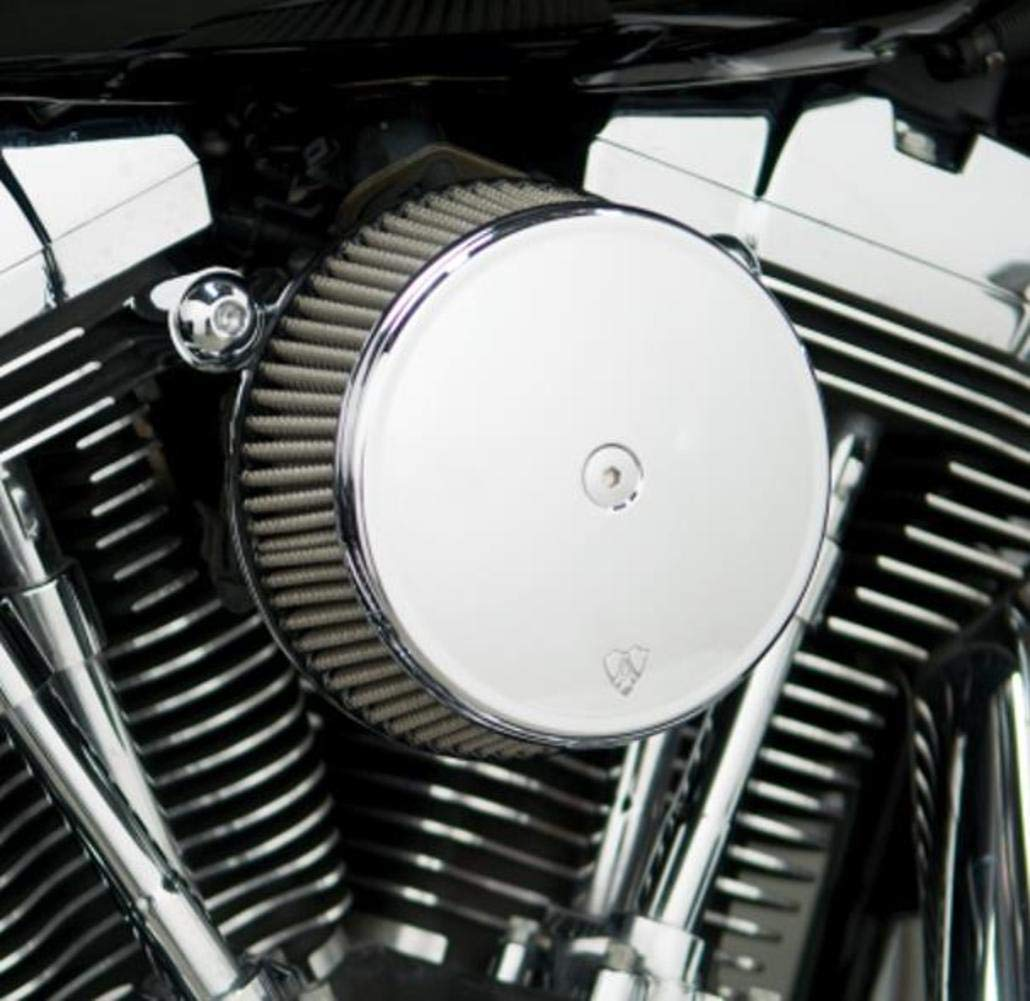 Arlen Ness 50-332 Big Sucker Stage I Air Filter Kit with Cover