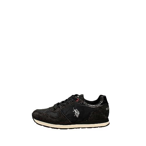 U.s. Polo REXON DENVER Sneaker Uomo Nero 41