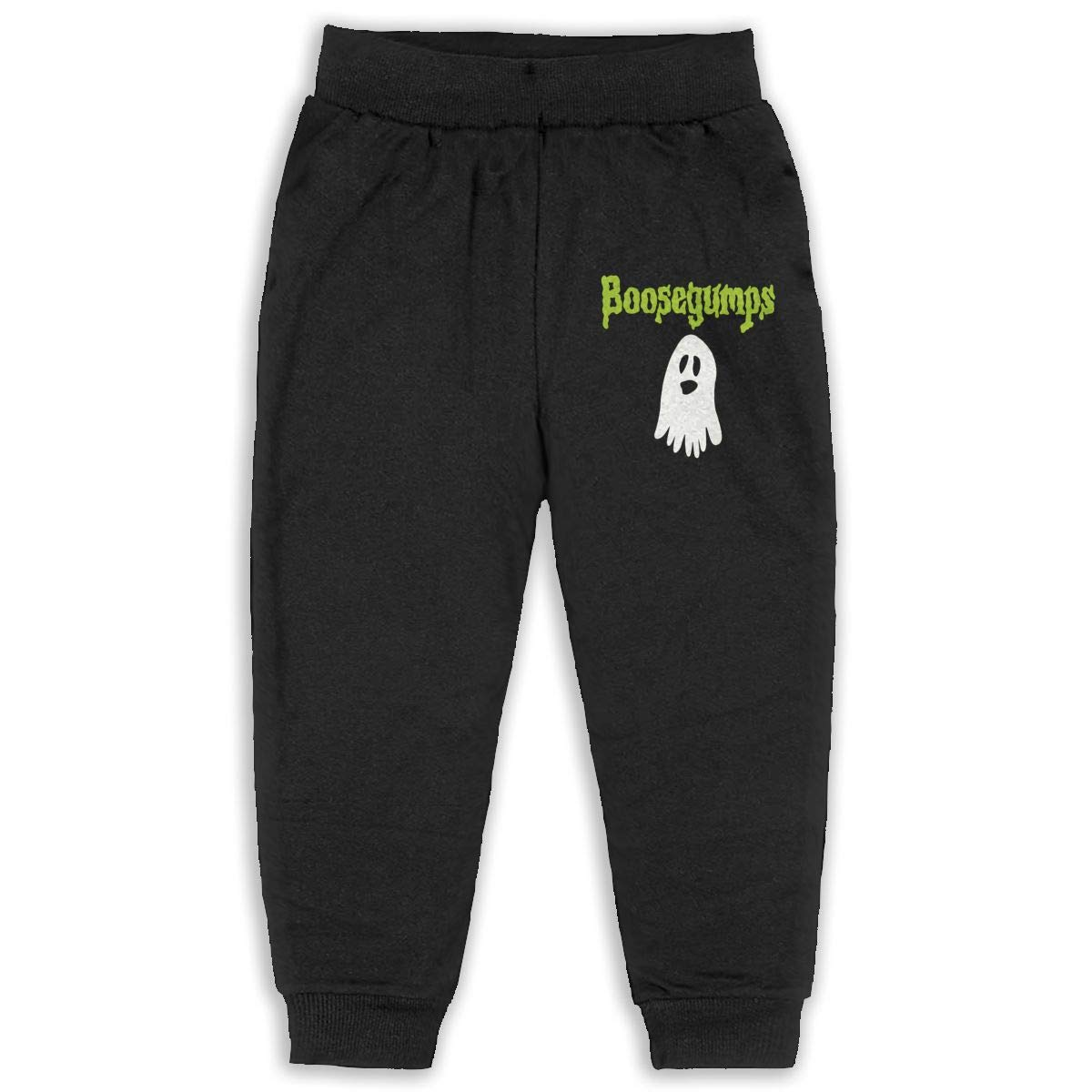 Laoyaotequ Boosegumps Kids Cotton Sweatpants,Jogger Long Jersey Sweatpants