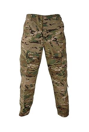 amazon com genuine issue gi military bdu multicam pants clothing