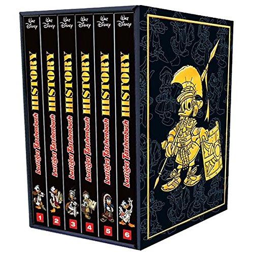 Lustiges Taschenbuch History Box: Band 01-06