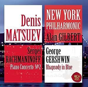 Rachmaninoff: Piano Concerto, No. 2 / Gershwin: Rhapsody in Blue