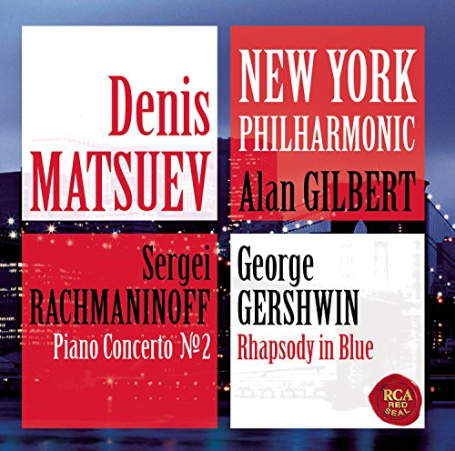 Rachmaninoff: Piano Concerto, No. 2 / Gershwin: Rhapsody in Blue