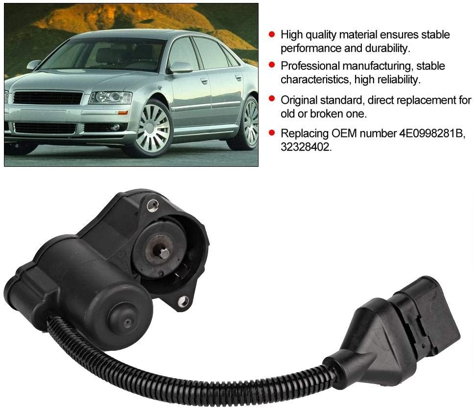 4E0998281B 32328402 Electric Brake Caliper Motor Fits for A8 S8 OE Suuonee Electric Brake Motor
