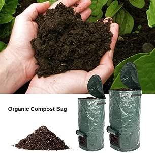 Bolsa de Compost, Bolsa de Polietileno para residuos de jardín ...