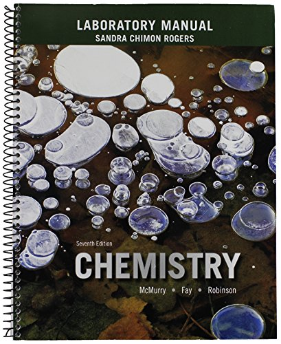 Laboratory Manual for Chemistry (7th Edition)