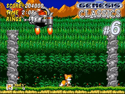 Clip: Sonic 2 - Tails and Knuckles]()