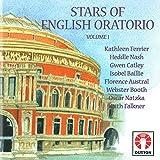 Stars of English Oratorio, Vol.1