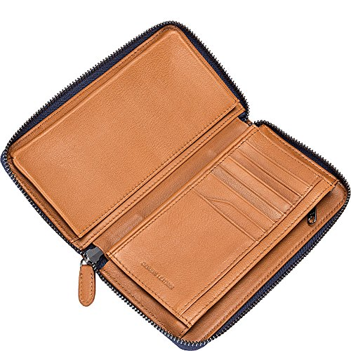 Wallet Around Tan Around Around Tan EnzoDesign Zip Wallet Zip EnzoDesign Wallet Leather Leather Leather EnzoDesign Tan Zip EnzoDesign pwzWnq5T