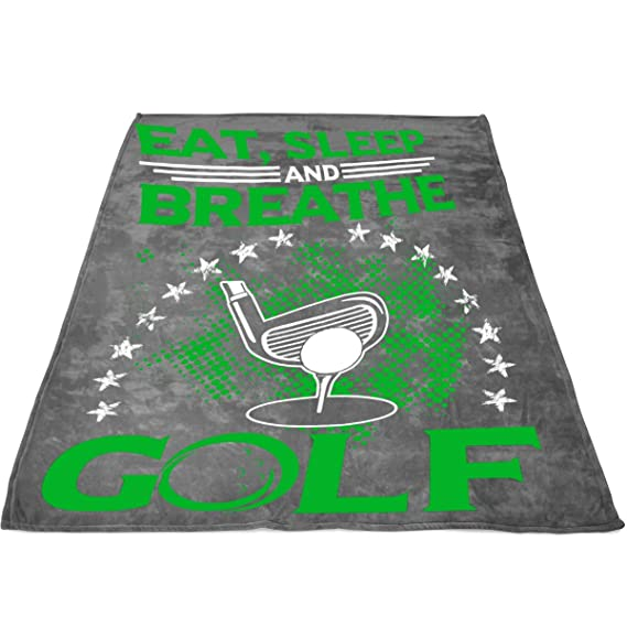 Amazon.com: OAKSTORE Favorite Activity Blanket for Bed and Couch, Playing Golf Blankets - Perfect for Layering Any Bed - Provides Comfort and Warmth for ...