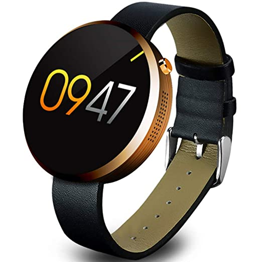 DINGYUFA Inteligente Reloj Monitor de Ritmo cardíaco Relojes ...
