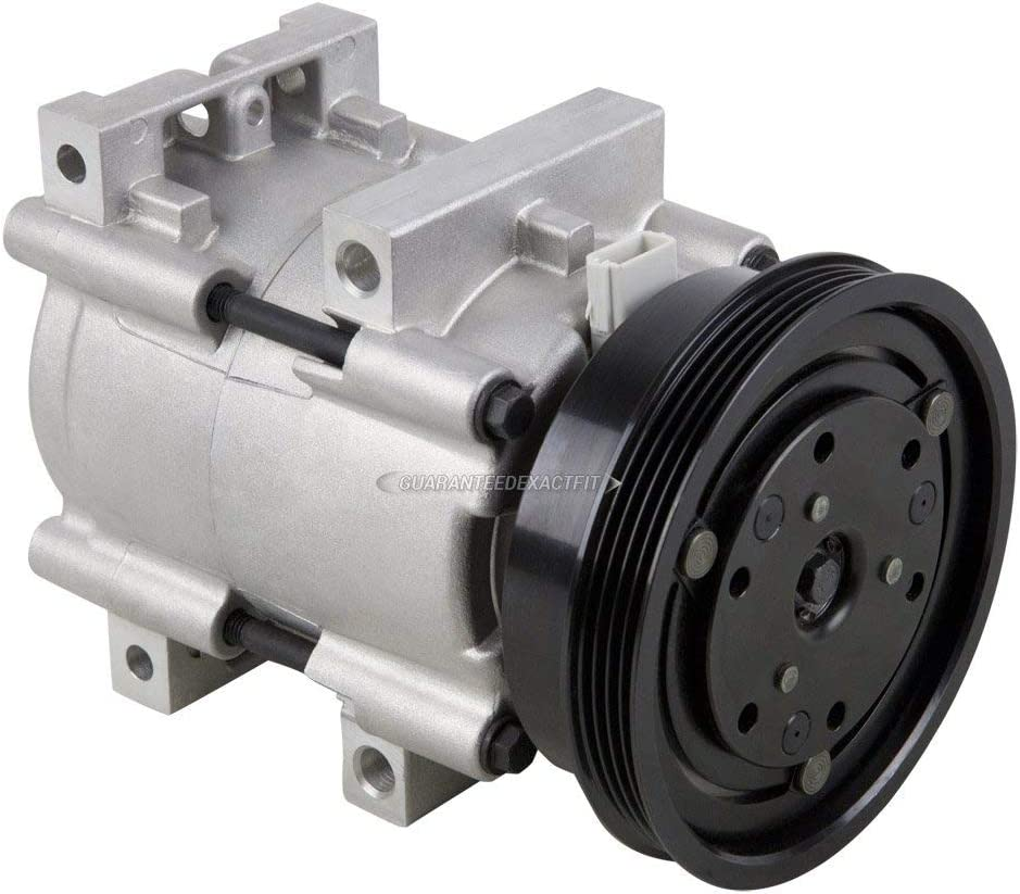 For Mercury Villager /& Nissan Quest AC Compressor w//A//C Repair Kit BuyAutoParts 60-80253RK New