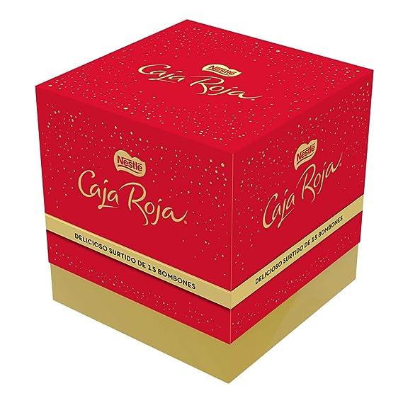Nestlé Caja Roja - Bombones de Chocolate - 150 g