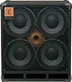 Eden D410XST8 D-Series 4 x 10 Inches 1000-Watts 8-Ohms Speaker Cabinet