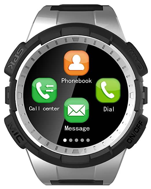 Al aire libre Bluetooth SmartWatch v11s GPS Camera Support 32 GB ...