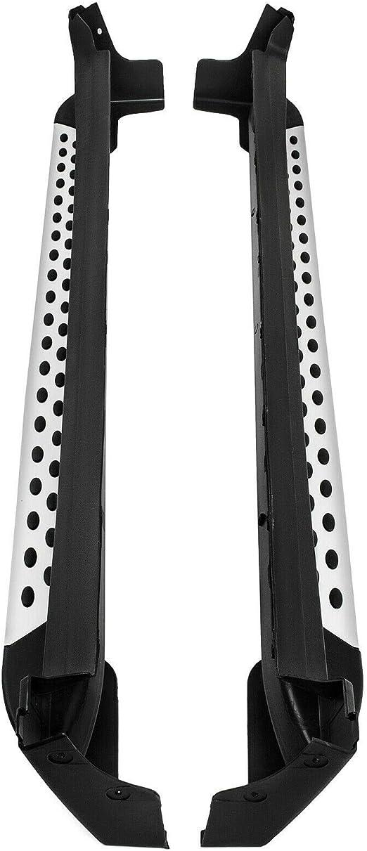 169cm Succebuy Marchepied Lat/éral en Aluminium